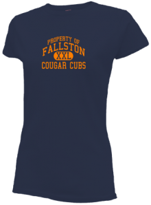 Fallston Middle School  Slimfit T-Shirts