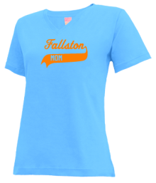 Fallston Middle School  V-neck Shirts