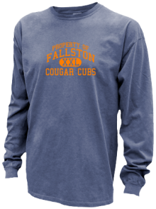 Fallston Middle School  Pigment Dyed Shirts