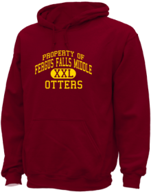 Fergus Falls Middle School  Hoodies