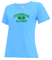 Fernbrook Elementary School  V-neck Shirts
