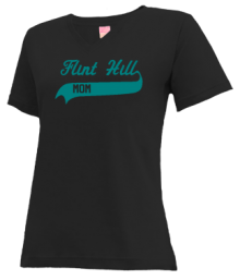 Flint Hill Elementary School  V-neck Shirts