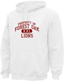 Forest Oak Middle School  Hoodies