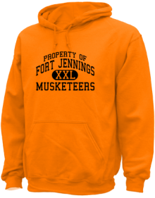 Fort Jennings Elementary School  Hoodies
