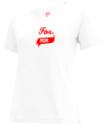 Fox Elementary School  V-neck Shirts