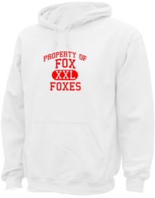 Fox Elementary School  Hoodies