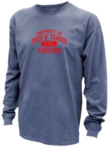 Fred W Traner Middle School  Pigment Dyed Shirts