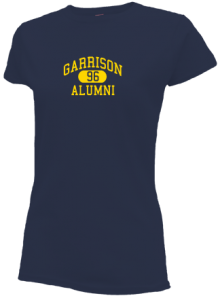 Garrison Junior High School Slimfit T-Shirts
