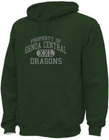 Genoa Central Elementary School  Hoodies