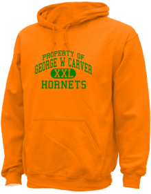 George W Carver Middle School  Hoodies