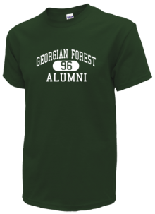 Georgian Forest Elementary School  T-Shirts