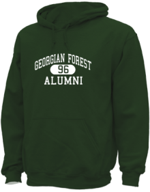 Georgian Forest Elementary School  Hoodies