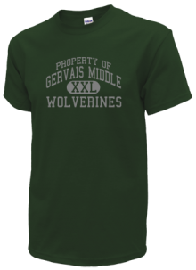 Gervais Middle School  T-Shirts