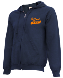 Gifford Middle School  Zip-up Hoodies
