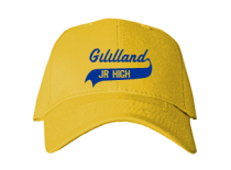 Gililland Middle School  Baseball Caps