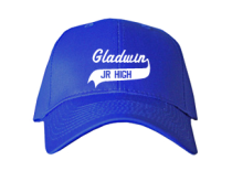 Gladwin Junior High School Baseball Caps