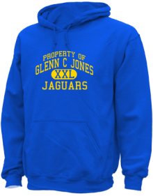 Glenn C Jones Middle School  Hoodies