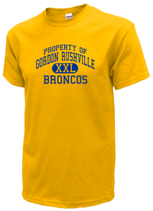 Gordon Rushville School  T-Shirts