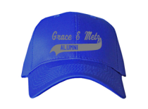 Grace E Metz Junior High School Baseball Caps