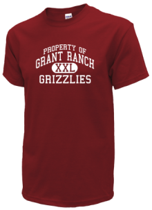 Grant Ranch School  T-Shirts