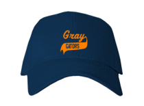 Gray Middle School  Baseball Caps