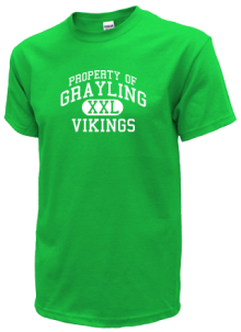 Grayling Middle School  T-Shirts