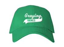 Grayling Middle School  Baseball Caps