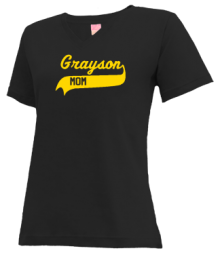 Grayson Elementary School  V-neck Shirts