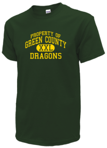 Green County Middle School  T-Shirts