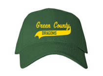 Green County Middle School  Baseball Caps