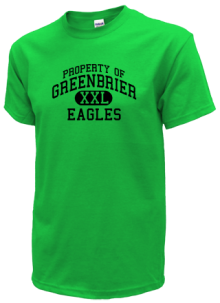 Greenbrier Elementary School  T-Shirts