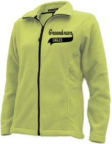 Greenbrier Elementary School  Ladies Jackets