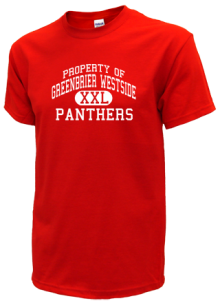 Greenbrier Westside Elementary School  T-Shirts