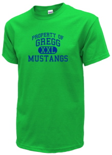 Gregg Middle School  T-Shirts