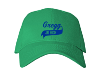 Gregg Middle School  Baseball Caps
