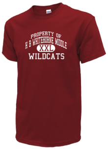 H B Whitehorne Middle School  T-Shirts