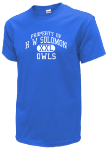H W Solomon Junior High School T-Shirts