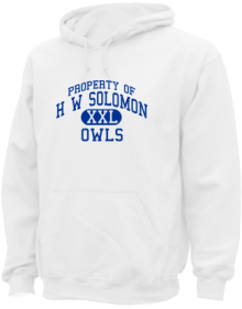 H W Solomon Junior High School Hoodies