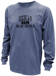 Hadley Middle School  Pigment Dyed Shirts