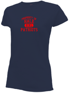 Hale Middle School  Slimfit T-Shirts