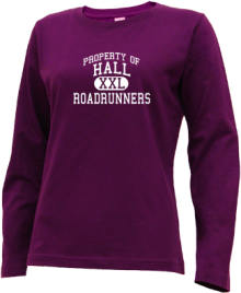 Hall Elementary School  Long Sleeve Shirts