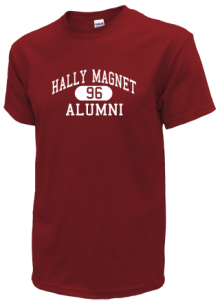 Hally Magnet Middle School  T-Shirts