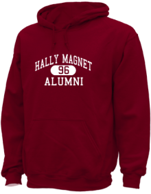 Hally Magnet Middle School  Hoodies