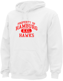 Hamburg Middle School  Hoodies
