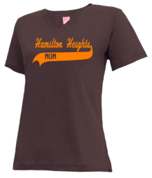 Hamilton Heights Elementary School  V-neck Shirts
