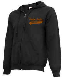 Hamilton Heights Elementary School  Zip-up Hoodies