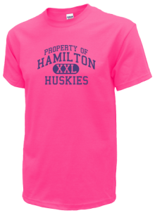 Hamilton Middle School  T-Shirts