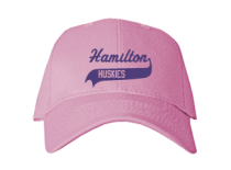 Hamilton Middle School  Baseball Caps