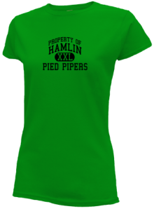 Hamlin Middle School  Slimfit T-Shirts
