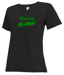 Hamlin Middle School  V-neck Shirts